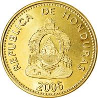 Monnaie, Honduras, 10 Centavos, 2006, SPL, Laiton, KM:76.4 - Honduras
