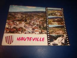 CPA CPSM AIN  HAUTEVILLE  VUE GENERALE - Hauteville-Lompnes