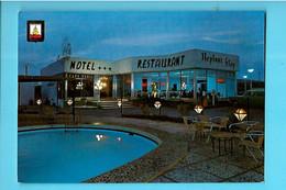 ESPAGNE----OROPESA DEL MAR--motel Neptuno Stop---voir 2 Scans - Castellón