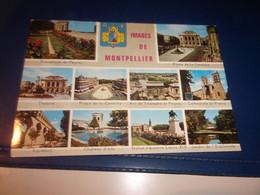 CPA CPSM HERAULT MONTPELLIER  IMAGES DE MONTPELLIER - Montpellier