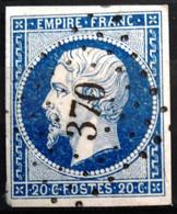 PC 370 - BERGUES - NORD - 1849-1876: Période Classique