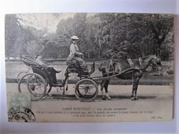 FRANCE - PARIS - Nos Jolies Cochères - 1907 - Straßenhandel Und Kleingewerbe