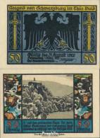 Schwarzburg Notgeld: 1208.2 Notgeldscheine Der Stadt Schwarzburg/Thüringen Bankfrisch 1922 50 Pfennig Bild 2 - Andere
