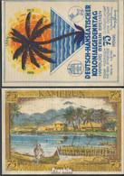 Berlin Notgeld: 88.1 Bild 6 Kamerun Notgeld Des Dt.-Hanseatischen Bankfrisch 1921 75 Pfennig Berlin Dt.-Hanseatisch - Andere