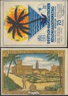 Berlin Notgeld: 88.1 Bild 1 Deutsch-Südwestafrika Notgeld Des Dt.-H Bankfrisch 1921 75 Pfennig Berlin Dt.-Hanseatisch - Andere