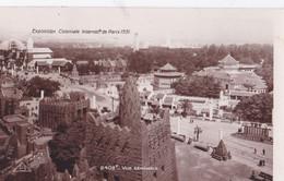 Exposition Coloniale Internationale  PARIS  1931   Vue Générale - Other