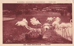 Exposition Coloniale Internationale  PARIS  1931  Parc Zoologique - Andere