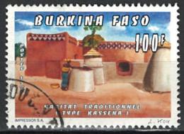 Burkina Faso 1995. Mi.Nr. B 1356, Used O - Burkina Faso (1984-...)