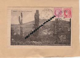 Dept 12 : ( L'Aveyron ) Firmy, Firmi, Le Vigné Et La Rouquette, Ecrite Le 21/09/1946. - Firmi