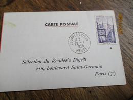 Louppy Sur Loison  Facteur Boitier Obliteration Lettre Selection Reader's Digest - 1877-1920: Semi-Moderne