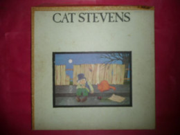 LP33 N°7078 - CAT STEVENS - 6396 006 - B - LABEL ISLAND RECORDS - DISQUE EPAIS - POP ROCK - Rock