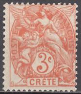 N° 3 - X - - Unused Stamps