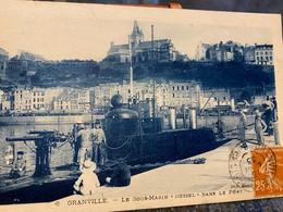 Sous Marin - Old Port, Saint Victor, Le Panier