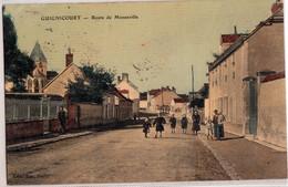 GUIGNICOURT-ROUTE DE MENNEVILLE - Other Municipalities