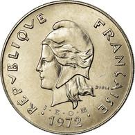 Monnaie, Nouvelle-Calédonie, 50 Francs, 1972, Paris, SPL, Nickel, KM:13 - New Caledonia