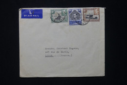 KENYA OUGANDA ET TANGANYIKA -  Enveloppe Commerciale De Mombasa Pour La France En 1947 - L 80487 - Kenya, Uganda & Tanganyika