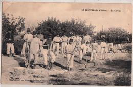 LE CHATEAU-MILITAIRE-LA CORVEE - Ile D'Oléron