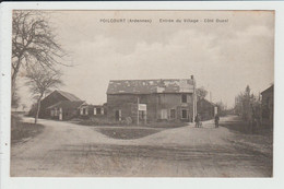 POILCOURT - ARDENNES - ENTREE DU VILLAGE - COTE OUEST - Autres Communes