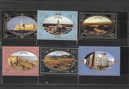 Nations Unies-ONU - 2019 -New-York - Patrimoine Mondial UNESCO-Sites De CUBA - N°1666 à 1671** -issu Du Carnet Prestige - Unused Stamps