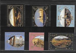 Nations Unies-ONU - 2019 - Vienne - Patrimoine Mondial UNESCO-Sites De CUBA - N°1047 à 1052** - Issu Du Carnet Prestige - Ungebraucht
