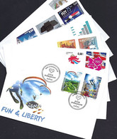 LUXEMBOURG - LUXEMBURG -   FDC  2012 - FDC