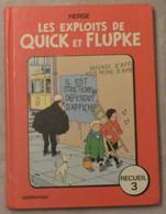 Les Exploits De Quick Et Flupke - Hergé - Quick Et Flupke