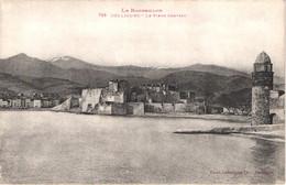 FR66 COLLIOURE - Labouche 755 - Le Vieux Chateau - Belle - Collioure