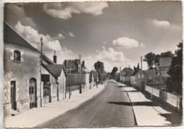 CP ( La Croix En Touraine - Avenue De La Gare Vers Bléré ) - Sonstige Gemeinden