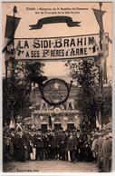 ETAIN-RECEPTION DU 8e BATAILLON DE CHASSEURS-ARC DE TRIOMPHE DE LA SIDI BRAHIM - Etain