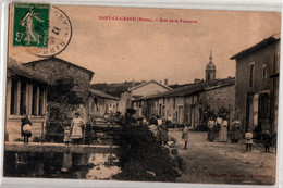 NANT LE GRAND-RUE DE LA FONTAINE - Other Municipalities