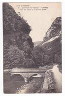 01 Environs De Tenay CHALEY Vers Hauteville Lompnes N°40 Pont Des Pattes Et La Source Froide En 1919 L'Ain Illustré - Hauteville-Lompnes