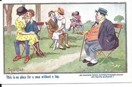 FAT MAN - Mc Gill Comique Series N°2905 - Mc Gill, Donald