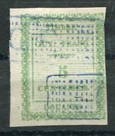 RC 19534 GUYANE FRANÇAISE TIMBRE FISCAL 5c DOUANES ( VOIR DESCRIPTION ) - Used Stamps
