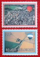 200 Jaar Van De Warme Luchtballon COB 2094-2095 (Mi 2146-2147) 1983 POSTFRIS MNH ** BELGIE BELGIEN / BELGIUM - Nuovi