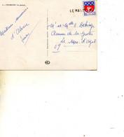 Griffe Lineaire.....LE MAS D AZIL.....09 - 1961-....
