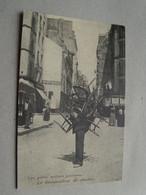 75 / Paris - Les Petits Métiers De Paris - Le Rempailleur De Chaises - Reproduction - Straßenhandel Und Kleingewerbe