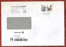 Einschreiben Reco, Grossbrief, Wartburg Eisenach U.a., Hildesheim 2005 (929) - Cartas
