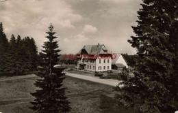 CPSM ALEXANDERSCHANZE - (ALLEMAGNE) - HOHENHOTEL - Baiersbronn