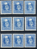 Stamps India States Lot169 - Sin Clasificación