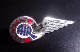 Insigne De Boutonnière Préparation Militaire Air - Aviation - Prémilitaire - Otros
