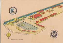CP (Metz FIM) Obl. Metz XVI° Foire-Exposition Le 29 Sept 1951 Sur N° 891 (Musset), 893 (Gay-Lussac), 895 (Talleyrand) - Matasellos Conmemorativos