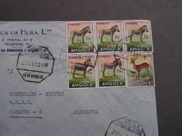 Angola Cv,  Animals 1933 - Angola