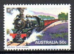 AUSTRALIE. N°664 De 1979. Locomotive à Vapeur. - Trains