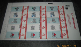 Disney Tatty Teddy  Comics - Strips - Animatie  Duostamp - Duostamps - Duozegels - Ongeplooid! MNH Postfris - Private Stamps