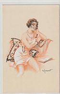 Illustrateur : Massard: Femme - Otros Ilustradores