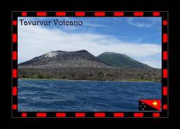 Papua New Guinea Tavurvur Volcano New Postcard Papua-Neuguinea AK - Papoea-Nieuw-Guinea