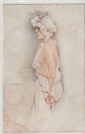 Illustrateur :zanne Meunier : Femme ( En L'état) - Meunier, S.