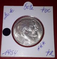 50 Francs 1954 Fr - FDC - 08. 50 Francs