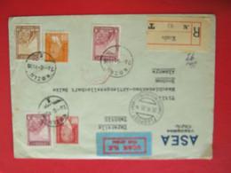 Cover- Traveled 1935th. - Briefe U. Dokumente