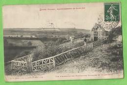 UR0092-1  CPA   LUSSE  (Vosges)  Vue D'ensemble Des Plantations Scolaires Et Forestières   ++++ - Other Municipalities